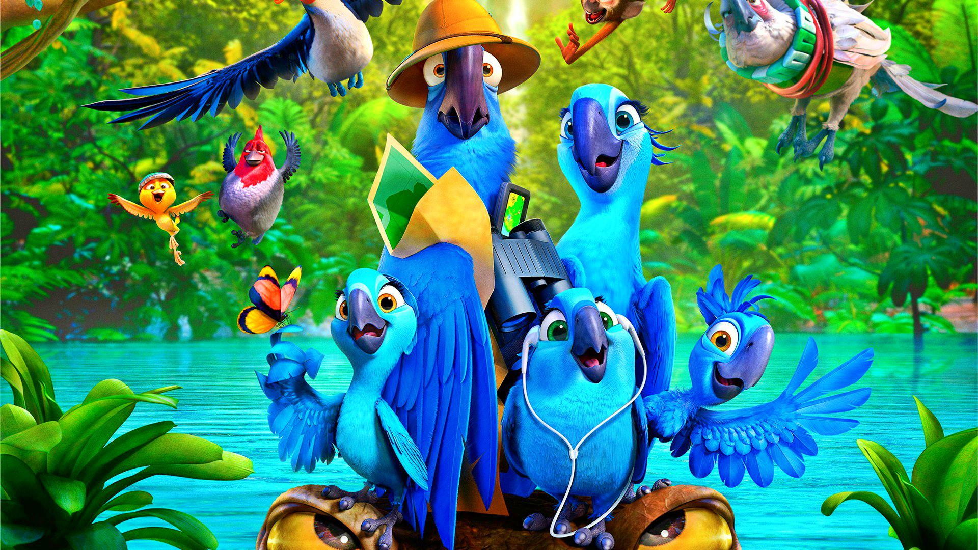 April 2014 - {CARTOON}Download Rio 2 Online Free Full Stream